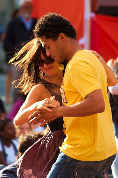 Dancing to well-being