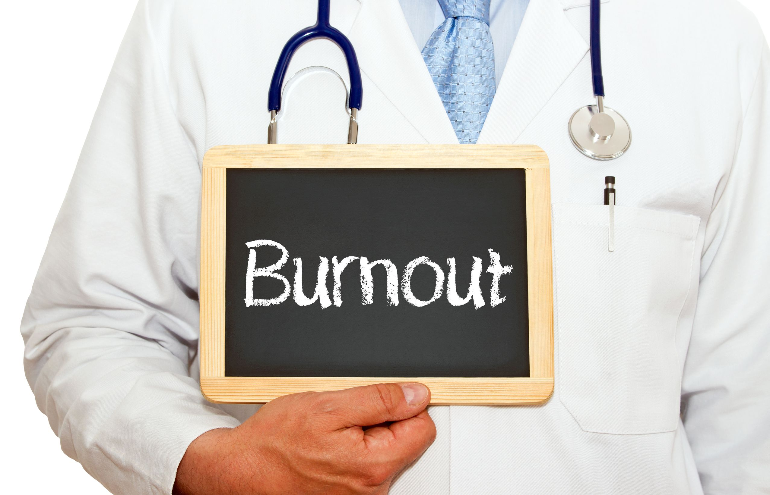 Burnout is a medical condition
