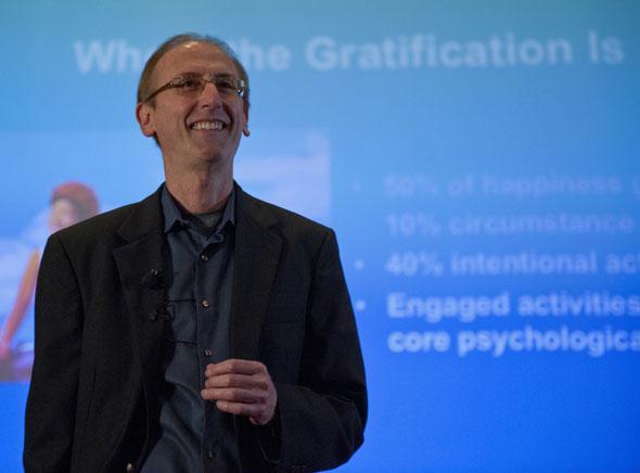 Joe Robinson, articles on work-life blance and stress