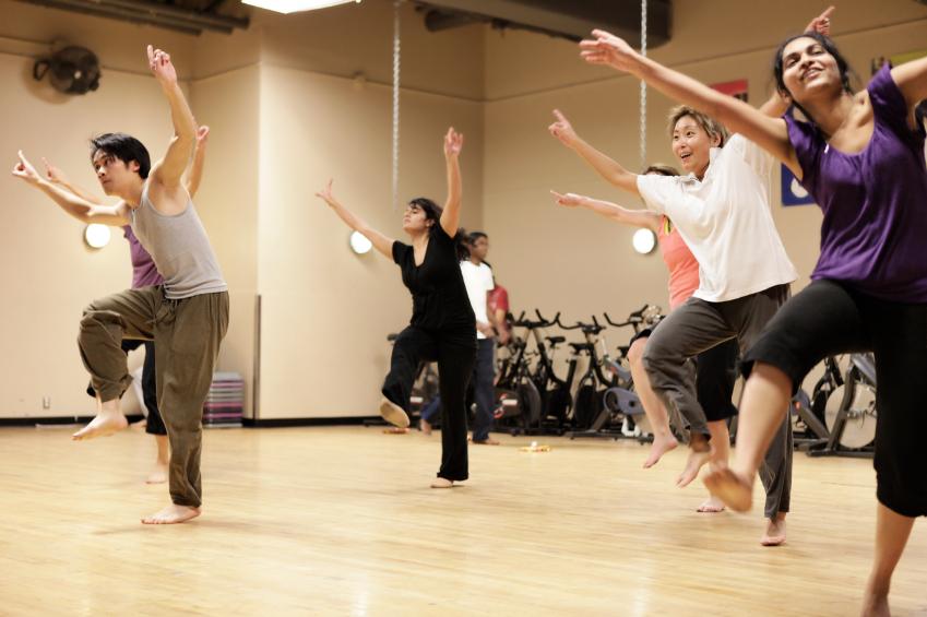 Experiences, like dancing, make you happier