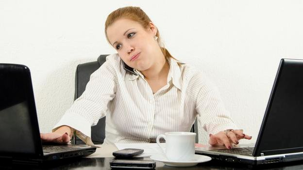 Task overload keeps out work-life balance