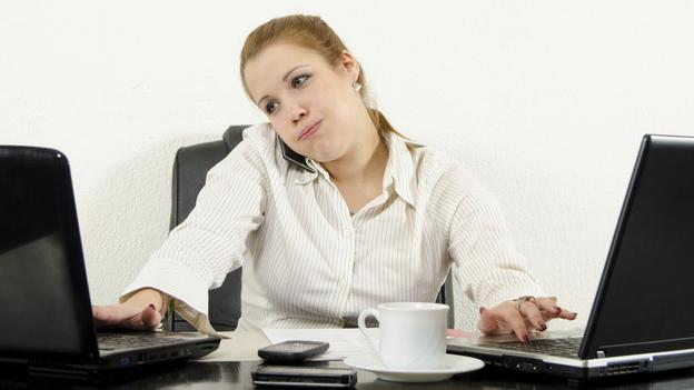 Task overload keeps out work-life balance